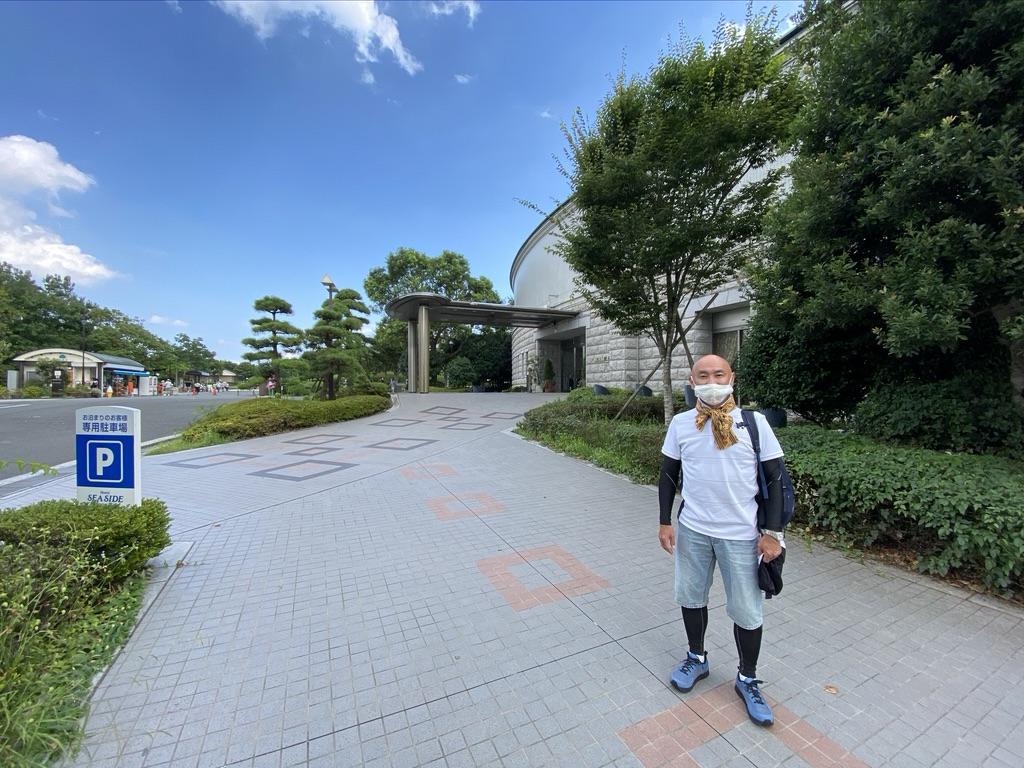 葛西臨海公園・昼食