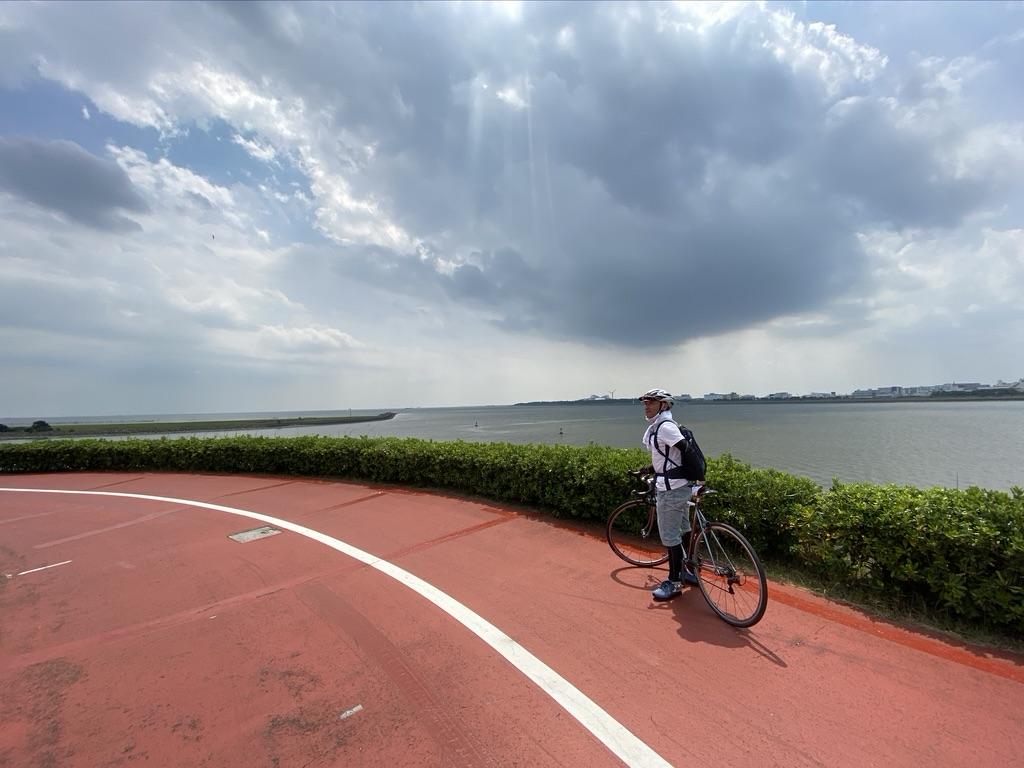 葛西臨海公園・到着
